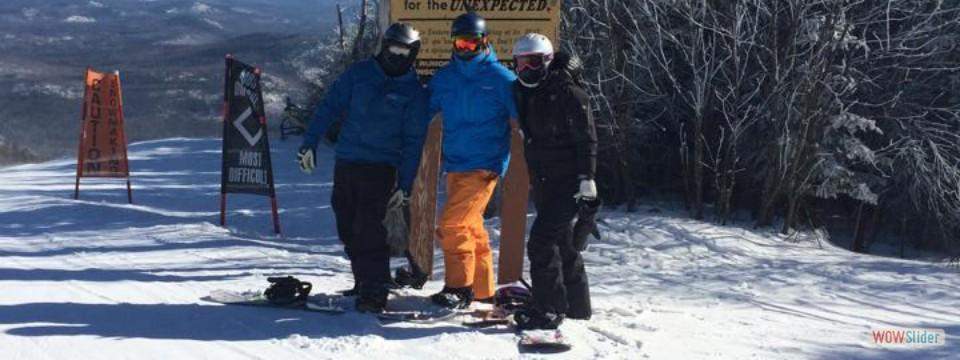 Ski and Board